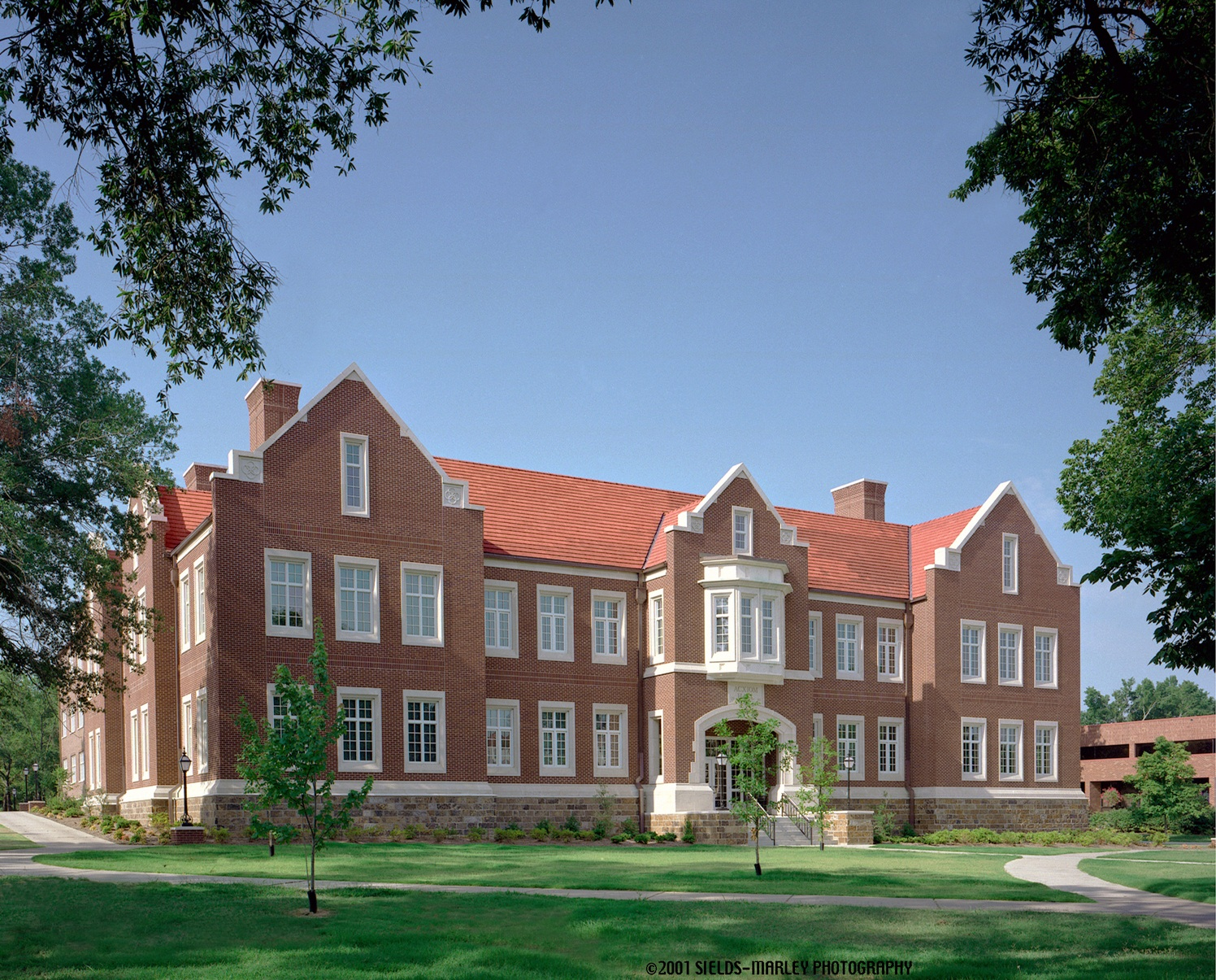 Hendrix College Charles Morgan Center For Physical Science