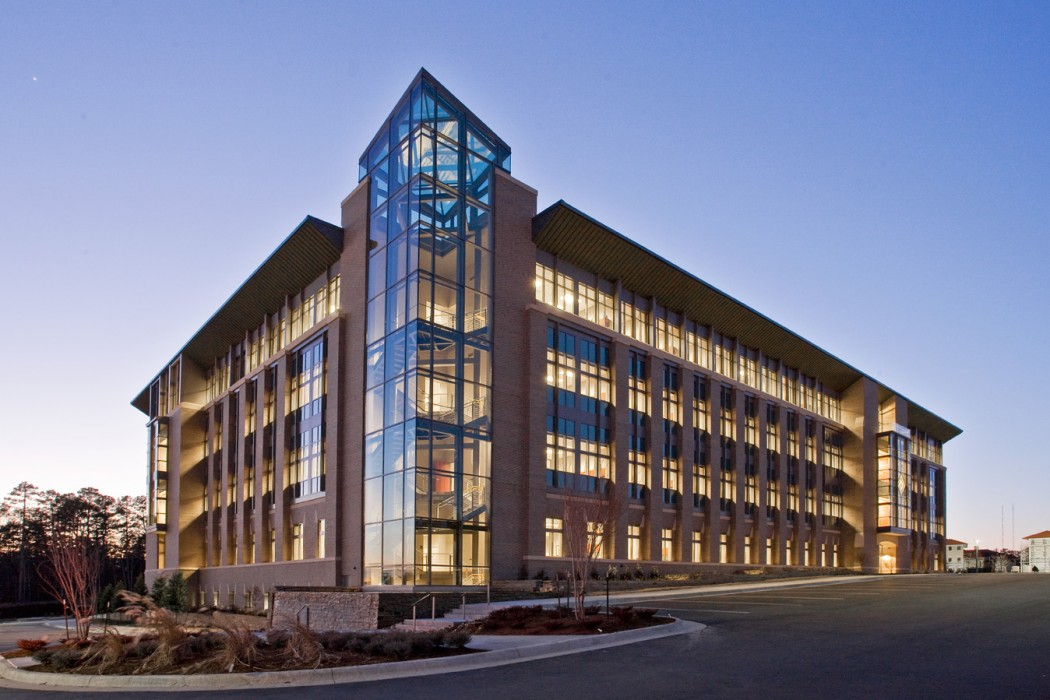 Bank of the Ozarks Corporate Headquarters 1