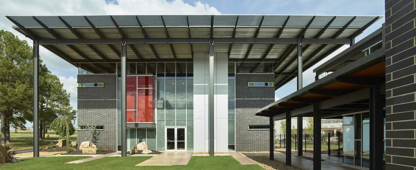 polk stanley wilcox architects design of the riggs cat corporate headquarters building wins national design award - Architects Design