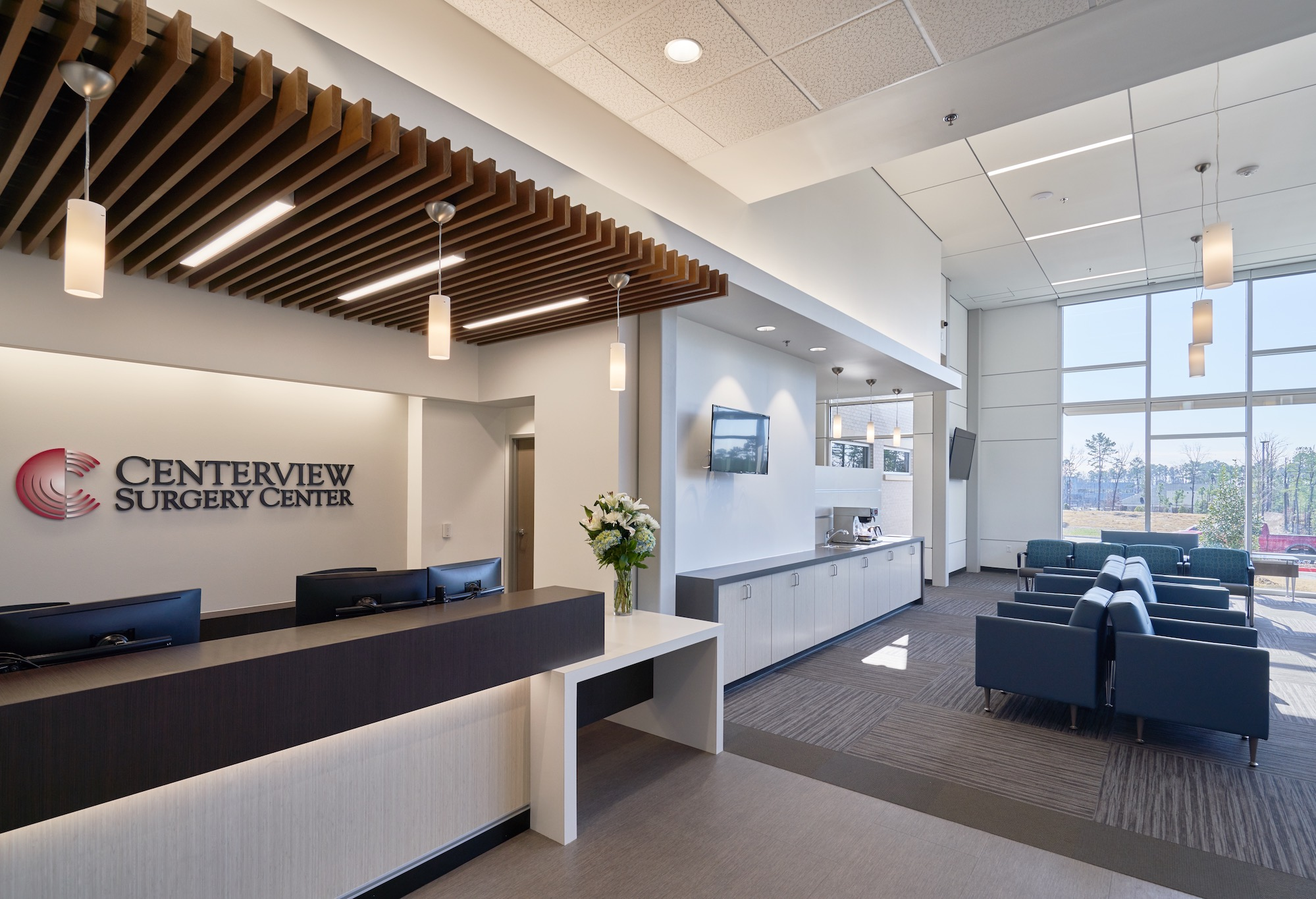 Healthcare Facilities - Polk Stanley Wilcox Architects